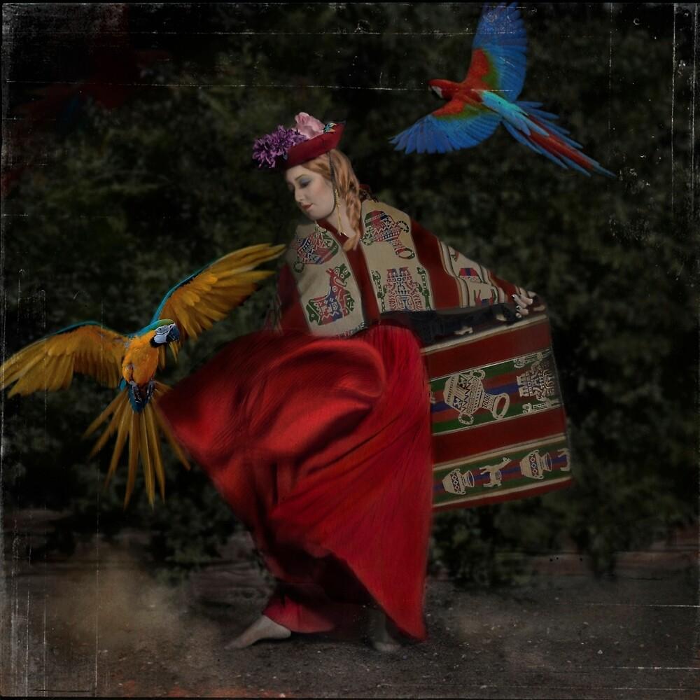 Dance of Colors by Trini Schultz