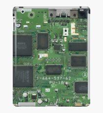 SONY Playstation 1 Circuit Board iPad Case/Skin
