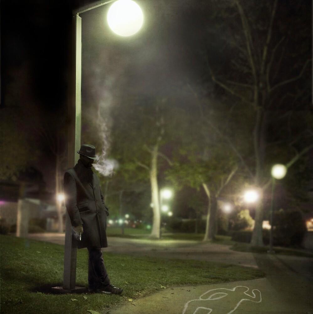 The Crime Scene by Trini Schultz
