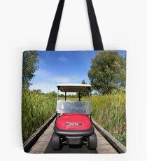 Golf Cart Tote Bag