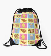 Vegan Treats Drawstring Bag