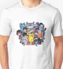 Team Anime T-Shirt
