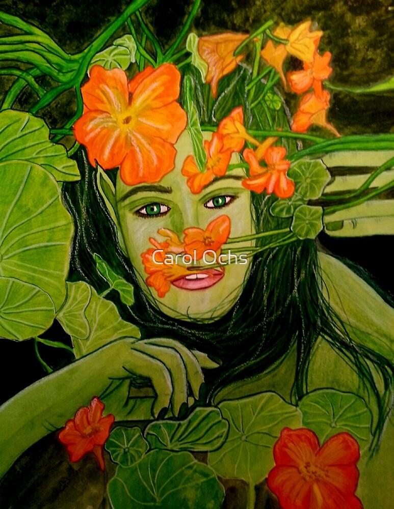The Green Fairy by CarolOchs