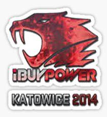 iBuyPower Holo Katowice 2014 CS:GO Sticker