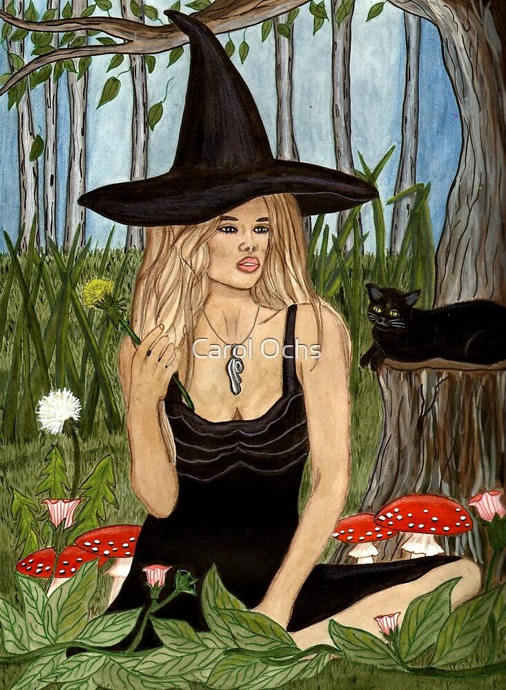 In My Magic Garden by CarolOchs