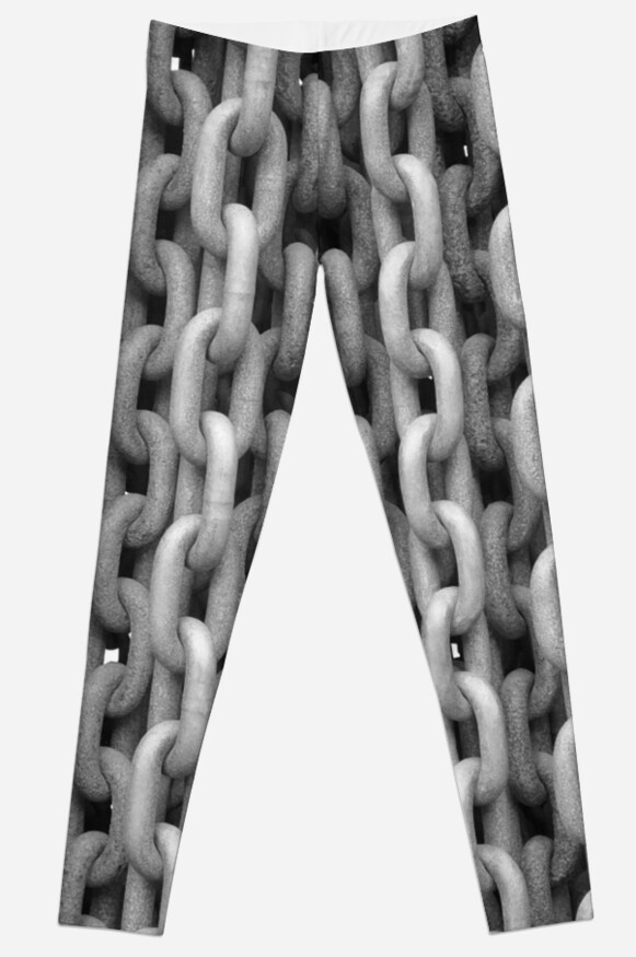 Hanging Chains by Leggings For Days