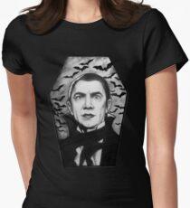 Bela Lugosi as Dracula Women's Fitted T-Shirt