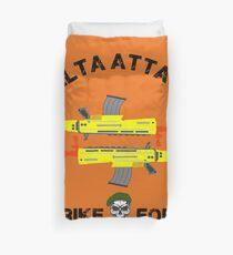 Delta Force Blaster Shirt - Kids Blaster Gun Strike Force Sticker - Strike t shirt Duvet Cover