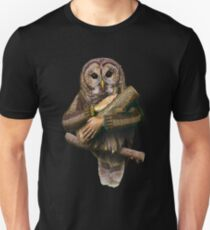 The owls are not what they seem Unisex T-Shirt