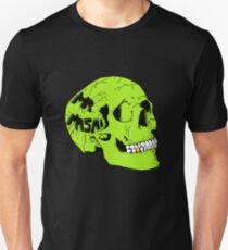 Green Skull Unisex T-Shirt