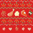 Ugly Sweater Christmas Dinner Knitting Pattern  by Annika Leistikow