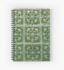 Tiles of Portugal VII Spiral Notebook
