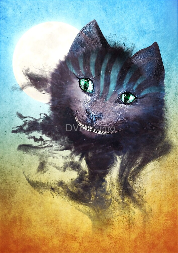 Cheshire Cat by DVerissimo