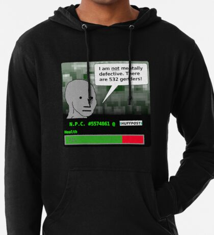 There Are 532 Genders Lightweight Hoodie