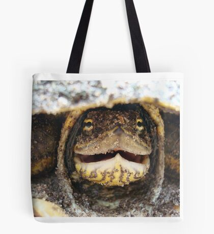 My not so homeless friend, Thelma Tote Bag