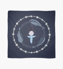 Song of the Sea - Selkie and seals Scarf