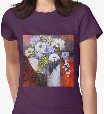 Still Life in White Vase T-Shirt