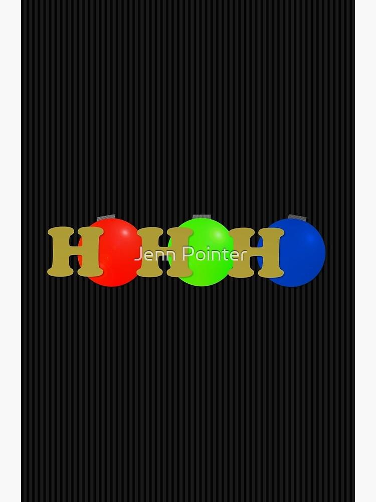 HO HO HO by jennspoint