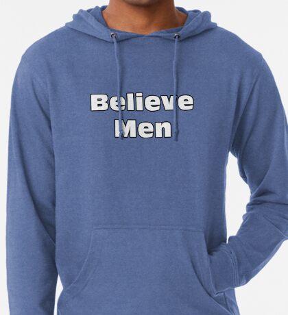 Believe Men Lightweight Hoodie
