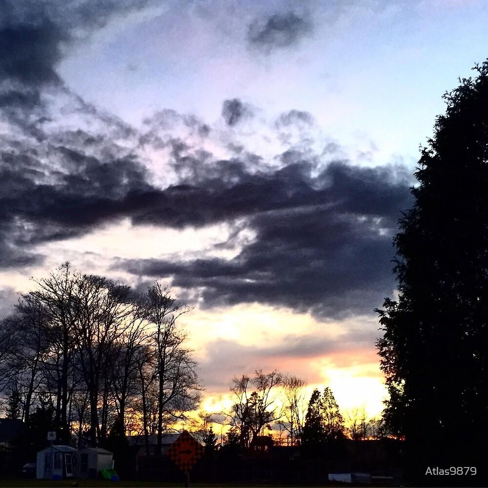 Sunset quiet by Atlas9879