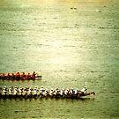 row, phnom penh, cambodia by tiro