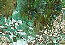 """Waterfall""  by Patrice Baldwin"