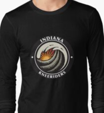 Indiana Round Long Sleeve T-Shirt