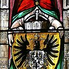 Stained Glass Homage to Kaiser Wilhelm by edsimoneit