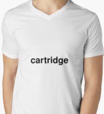 cartridge Men's V-Neck T-Shirt