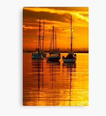 """Morningtide"" Canvas Print"
