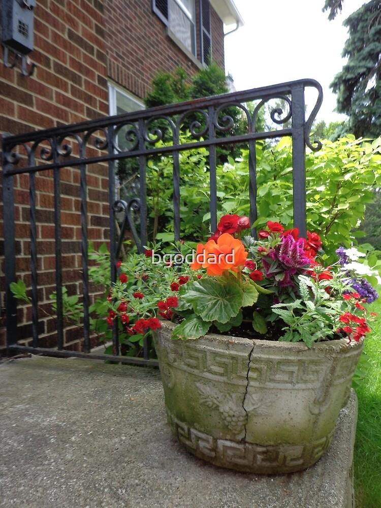 WELCOMING FLOWERS    #2 by bgoddard