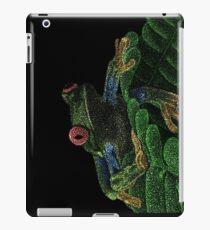 Tree Frog (Colorized) iPad Case/Skin