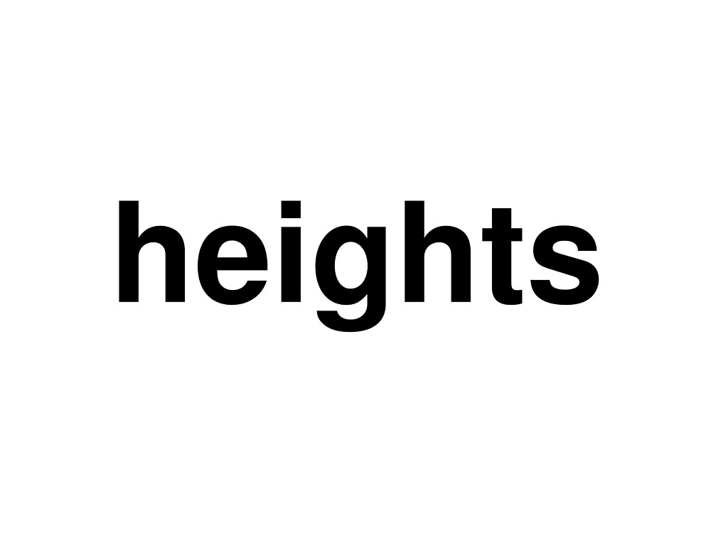 heights by ninov94