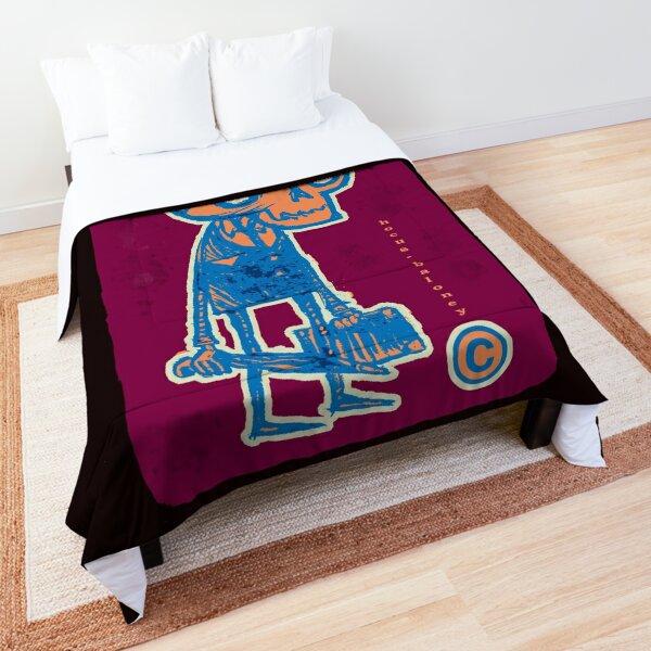 TCB Skull Comforter