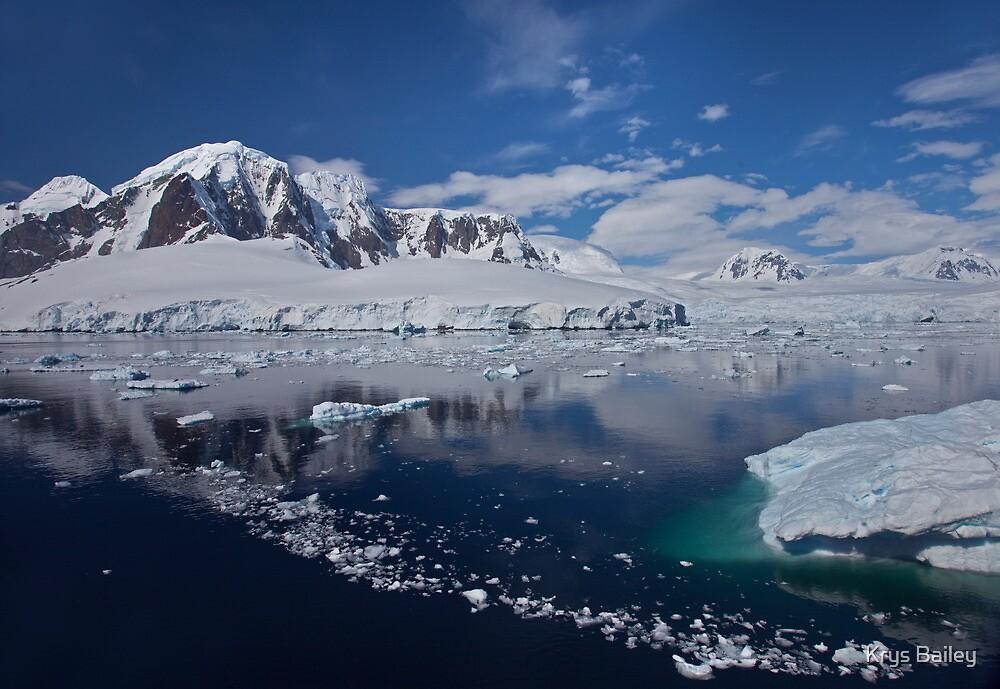 Paradise Bay (Antarctica) by Krys Bailey