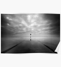 Calm Waters II Poster
