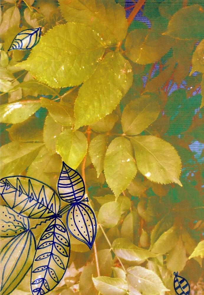 leaves evolved 1 by FedericoFaggion