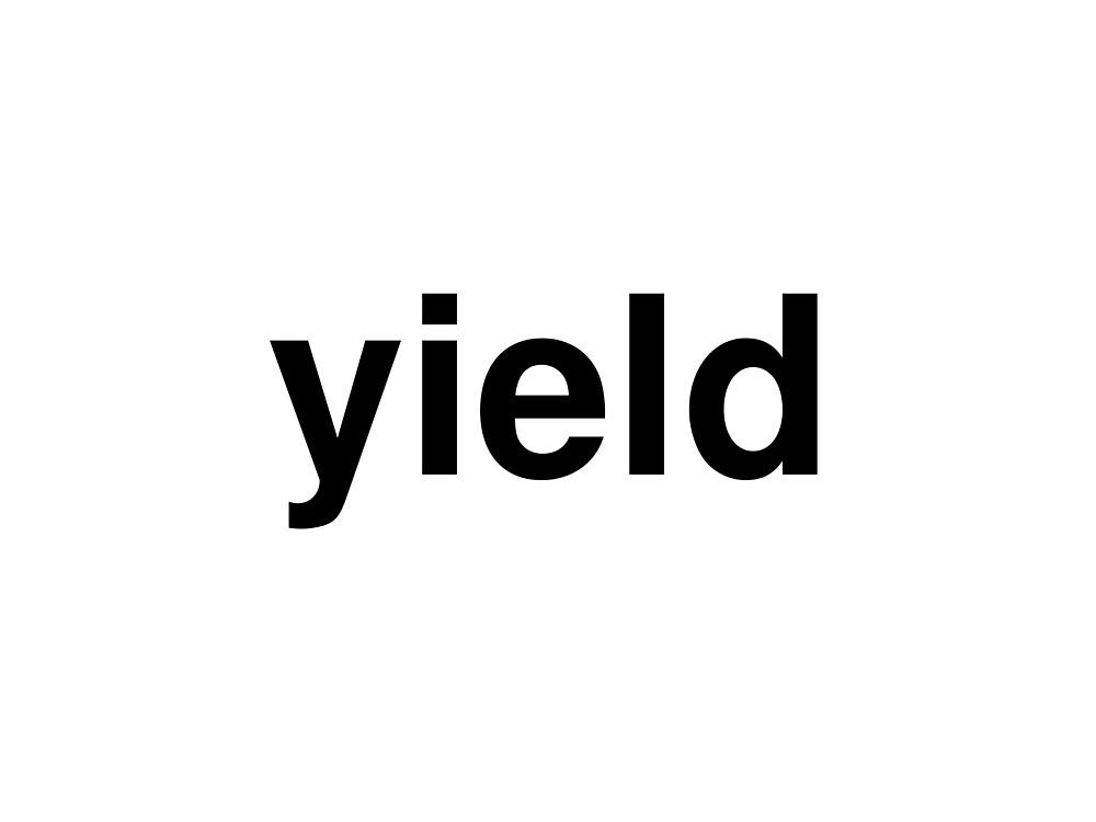 yield by ninov94
