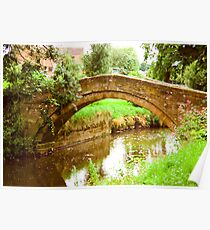 Pack Horse Bridge Poster