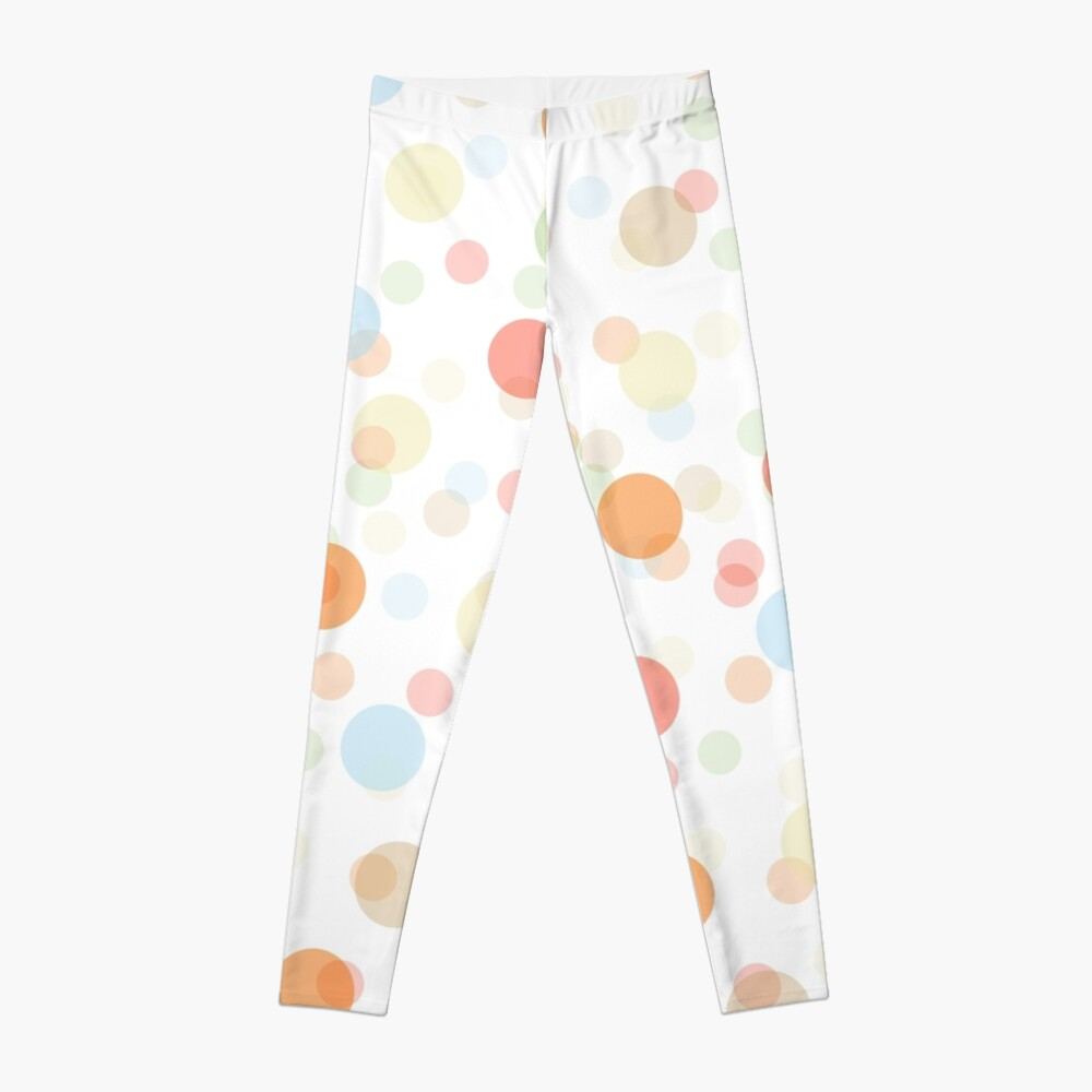 Colorful Confetti Leggings