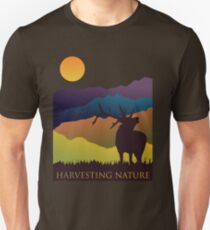 More Than the Mountains are Calling Slim Fit T-Shirt