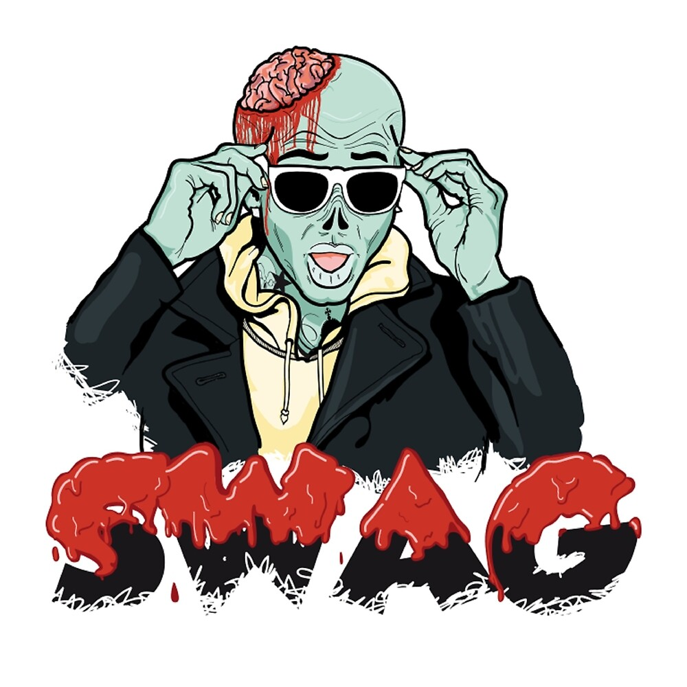 the zombie swag by heraldoth