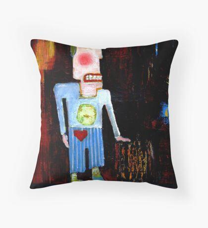 sex symbol Throw Pillow