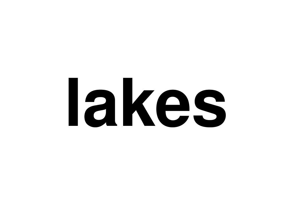 lakes by ninov94