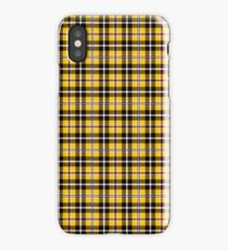 Cher's Iconic Yellow Plaid iPhone Case