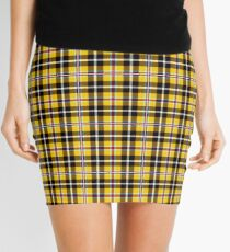 Cher's Iconic Yellow Plaid Mini Skirt
