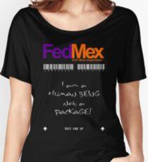 Anti-GOP Mass Deportation Women's Relaxed Fit T-Shirt