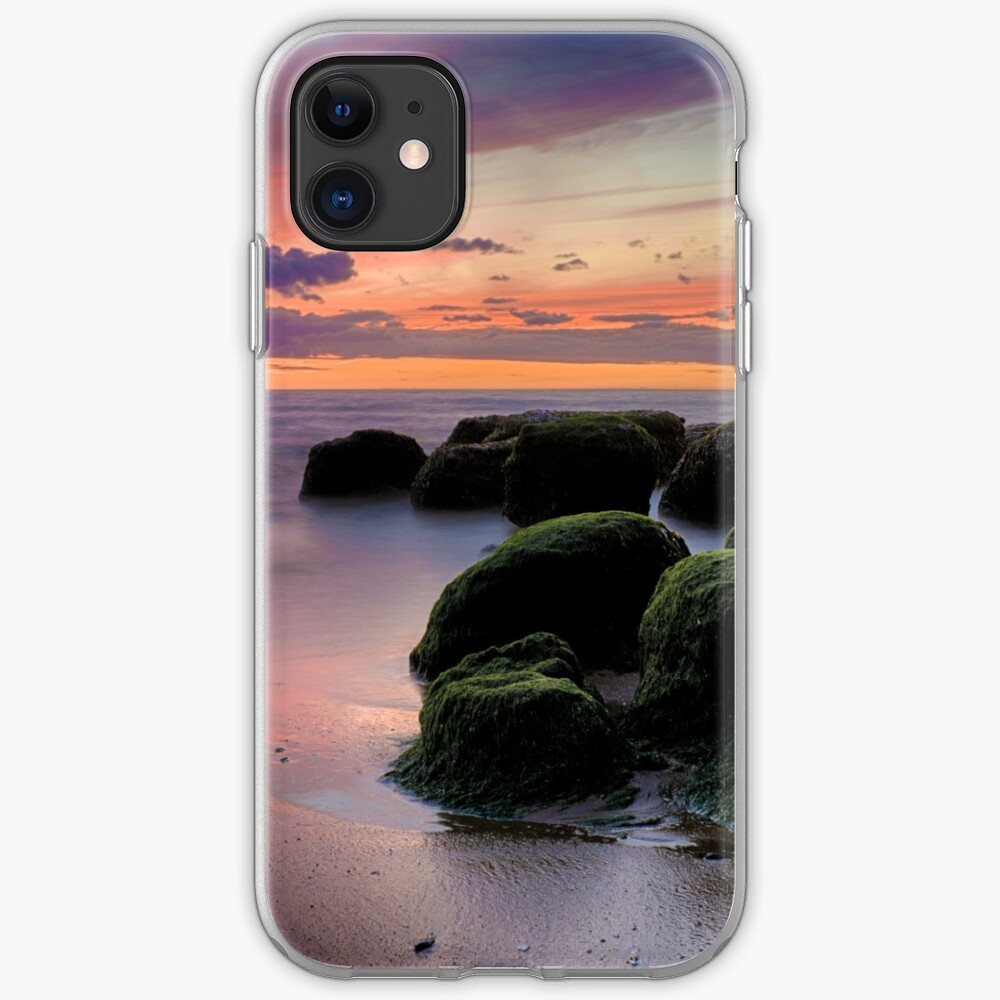 The Boulders of Hunstanton Beach iPhone Case & Cover