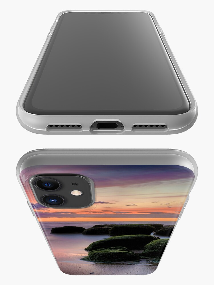 Alternate view of The Boulders of Hunstanton Beach iPhone Case & Cover