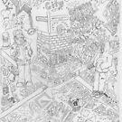 UrbanDetroit by Sitzroyclark